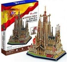 MEHANO 3D slagalica Barcelona Sagrada Familia (P179)