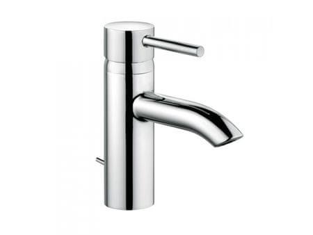 Kludi kopalniška armatura za umivalnik Bozz z zgornjim delom sifona (382910576)