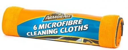 Armor krpa Microfibre, 6 kosov