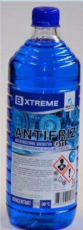 Bxtreme Antifriz Bxtreme G11, plavi, 1 l