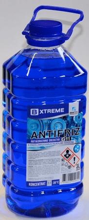 Bxtreme Bxtreme antifriz G11, plavi, 3 l