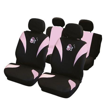 CarPoint avto prevleke 8kos Ladybug airbag