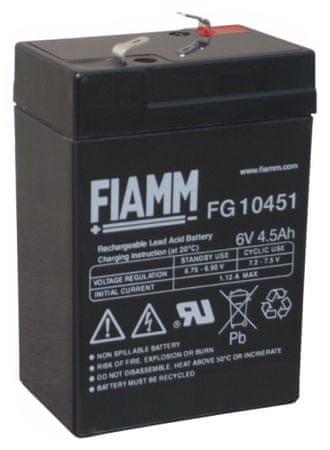 Fiamm akumulator FG10451