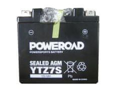Akumulator za motor (Hermetični, 12V 6Ah) (YTZ7S)