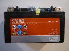 Fiamm moto akumulator (Hermični 12V 8.6Ah) (FTZ10S-12B)