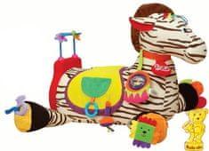 K´s Kids Ryan óriás zebra foglalkoztató