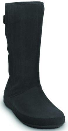 najlepszy wybór najnowszy najlepsza cena Crocs Berryessa Tall Seude Boot Black W8 (38,5)