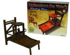 MEHANO Leonardo Da Vinci 3D sestavljanka Tiskarski stroj (E275)