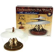 MEHANO Leonardo Da Vinci 3D puzzle helikopter E274