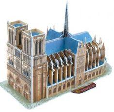 MEHANO 3D puzzle Notredamska katedrala P194
