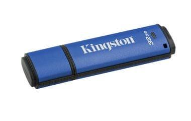 Kingston USB ključ DTVP30 8GB (DTVP30/8GB)