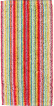 Cawö Frottier barvna brisača Life Style 70x140-cm