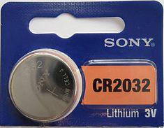 SONY CR2032 (CR2032B1A)