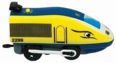 MEHANO hitra lokomotiva E234 BL.1 BV3, rumena