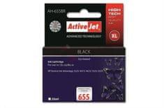 ActiveJet crna tinta HP655