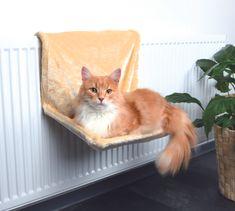 Trixie krevet za radijator za mačke, bež