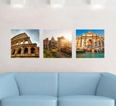 Crearreda zidna dekorativna naljepnica, Rim