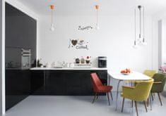 Crearreda zidna dekorativna naljepnica, espresso L