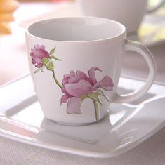 Crearreda dekorativna naljepnica, ruže S