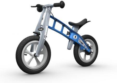 First BIKE Street Gyakorló kerékpár, Világoskék