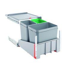 Franke sustav za odvajanje otpada 745 KickMatic