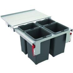 Franke sustav za razvrstavanje otpada Garbo 60-4