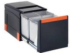 Franke sustav za odvajanje otpada Cube 41, automatski, 3 dijelni