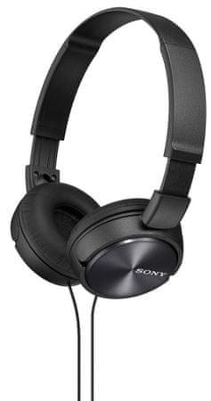 SONY MDR-ZX310B (Black)