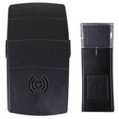 Emos brezžični zvonec P5719, črn