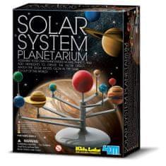 4M sončni sistem in planetarij
