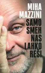 Miha Mazzini: Samo smeh nas lahko reši