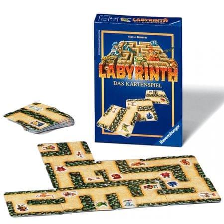 Ravensburger Labirint- mini igra s kartami
