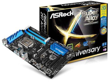 ASRock matična plošča Z97 Anniversary LGA1150 ATX