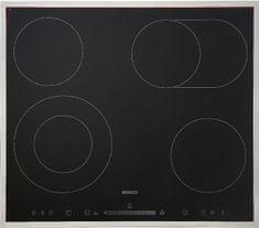 Beko staklokeramička ploča za kuhanje HIC64503TX