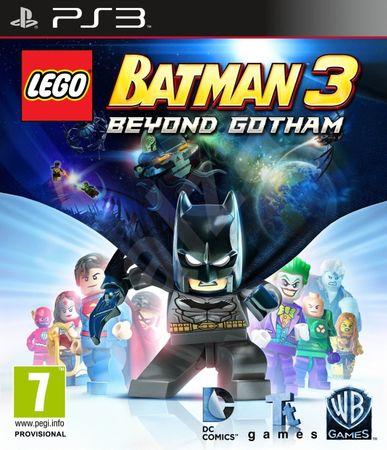 Warner Bros Lego Batman 3: Beyond Gotham (PS3)