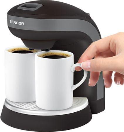 SENCOR aparat za kavu SCE 2000BK