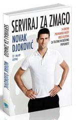 Novak Djoković: Serviraj za zmago
