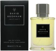David Beckham Instinct EDT
