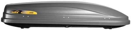HAKR Magic line 320 - szürke tetőbox