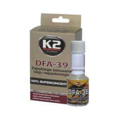 K2 aditiv proti zmrzovanju nafte DFA-39, 50 ml