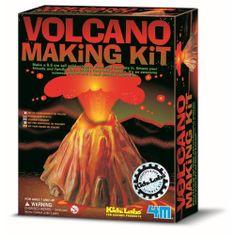 4M set za izdelavo vulkana