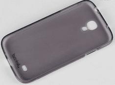 Jekod silikonski ovitek za GSM Samsung Galaxy S4 mini i9190, prozoren (TPU/TB) + zaščitna folija