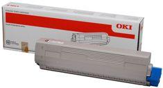 OKI C822 (44844616) Toner, Fekete