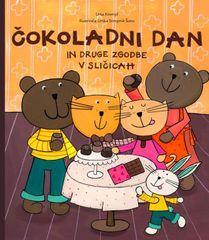 Urška Krempl: Čokoladni dan in druge zgodbe v sličicah