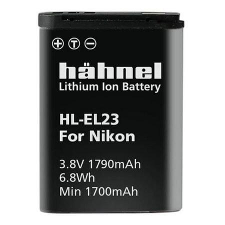 Hähnel baterija EN-EL23 za Nikon (HL-EL23)