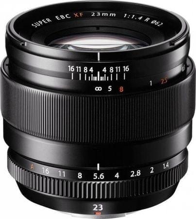 FujiFilm XF 23 mm f1.4 R objektiv