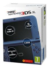 Nintendo igralna konzola New 3DS XL, kovinsko modra