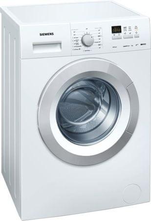 SIEMENS WS12G160BY Elöltöltős mosógép, 5 kg, A+++