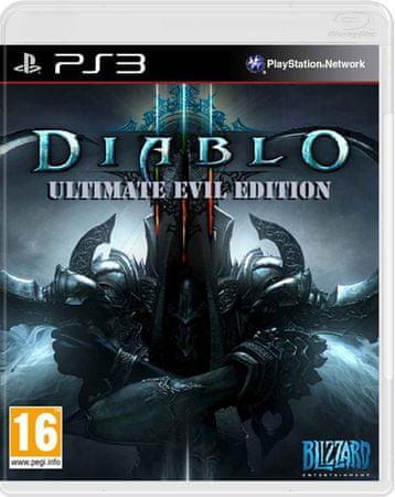 Blizzard Ent. Diablo 3: Ultimate Evil Edition (PS3)