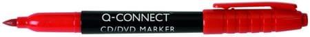 Connect označevalec CD/DVD medijev, 1 mm, rdeč